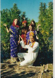 Christopher Iverson - with Ganja Goddesses